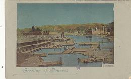 Greeting Of Benares - 1899    (A-73-170712) - Inde