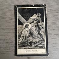 De Gandt, De Pestel, Landegem 1879-1916.Golgotha No80. - Religion & Esotérisme