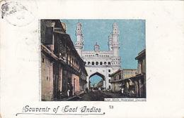 Souvenir Of East Indies - Char Minde Hyderabad - 1899    (A-73-170712) - Inde