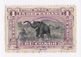 État Indépendant Du Congo (Belge) - N°26A Oblitéré Bonne Cote - Belgisch-Kongo