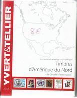 Catalogue De Cotation 2016 En Couleur Amerique Du Nord - Canada