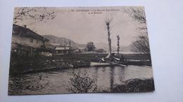 Carte Postale ( S5) Ancienne De Doussard , Le Bout Du Lac D Annecy - Doussard