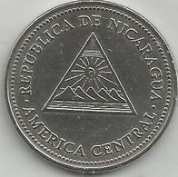 Nicaragua NIC0021997 5 Cordobas 1997 - Nicaragua