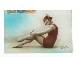 Jeune Femme 1924 - Pin-Ups