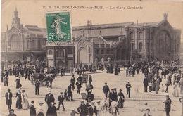 BOULOGNE-SUR-MER (62) - Gare Centrale - Stevenard ES 20 - Sans Date - Boulogne Sur Mer
