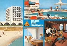 Tunisie - MONASTIR - Hôtel Sidi Mansour - Tunesië