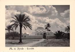 Tunisie - Ile De DJERBA - La Mosquée De Mahboubine - Tunisia