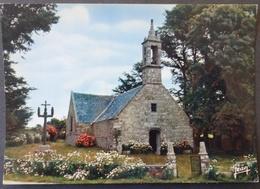 CPM 29 LANGROAS - Chapelle Et Calvaire - Edition Jean 23 013 - Ref. J 100 - Autres Communes
