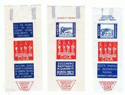 EMBALLAGES DE SUCRE-ITALIE- - Sugars