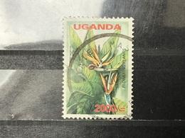 Oeganda / Uganda - Bloemen (2000) 2005 - Oeganda (1962-...)