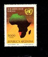 771854645 1982 SCOTT 1385 POSTFRIS  MINT NEVER HINGED EINWANDFREI  (XX) - NAMIBIA DAY - Neufs