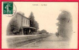 21 LIERNAIS - La Gare - Otros Municipios