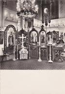 CANNES (06) - Eglise Russe - Autel - Liseg - Sans Date - Cannes