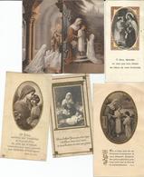 LOT 14 SOUVENIRS DE MA COMMUNION SOLENNELLE - Religion & Esotericism