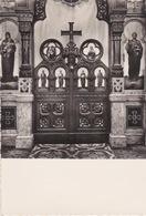 CANNES (06) - Eglise Russe - Porte - Liseg - Sans Date - Cannes