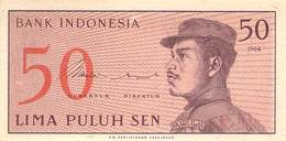 Dua Puluh Lima Sen Banknote Indonesien 1964 - Indonesien