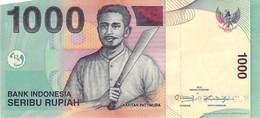 1000 Rupia Banknote Indonesien 2013 - Indonesia