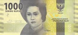 1000 Rupia Banknote Indonesien 2016 - Indonesia