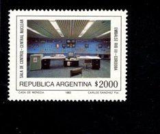 771858419 1982 SCOTT 1383 1384 POSTFRIS  MINT NEVER HINGED EINWANDFREI  (XX) - RIO III CENTRAL NUCLEAR POWER PLANT - Neufs