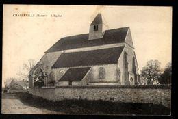51 - CHARLEVILLE (Marne) - L'Eglise - France