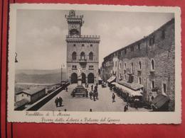 San Marino - Piazza Della Liberta E Palazzo Del Governo - San Marino