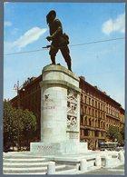 °°° Cartolina N. 129 Roma Porta Pia - Monumento Al Bersagliere Viaggiata °°° - Roma (Rome)