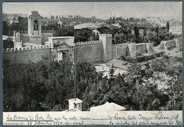 °°° Cartolina N. 130 Roma La Breccia Di Porta Pia Nuova °°° - Roma (Rome)
