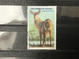 Tanzania - Wilde Dieren (1000) 2010 - Tanzania (1964-...)