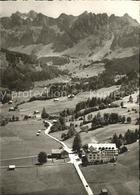 11629788 Rietbad Kurhotel Mit Blick Zum Saentis Appenzeller Alpen Fliegeraufnahm - SG St. Gall