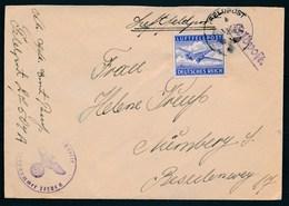DEUTSCHES REICH - Luftfeldpost Dd 26-05-1942  (ref. 1610) - Poste Aérienne