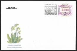 1995 - ALAND - FDC + Michel 6 + MARIEHAMN - Aland
