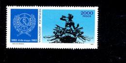 771864695 1982 SCOTT 1343 POSTFRIS  MINT NEVER HINGED EINWANDFREI  (XX) - NAVAL CENTER CENTENARY - Neufs