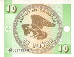 10 Tyjyn Kirgistan - Kyrgyzstan