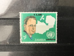 Zambia - Dag Hammarskjold (3500) 2009 - Zambia (1965-...)