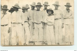 TRINIDAD - Male Lepers - Lepreux - Léproserie - Trinidad