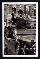 13867-GERMAN EMPIRE-PROPAGANDA POSTCARD ADOLF HITLER.1938.WWII.Wien.DEUTSCHES REICH.POSTKARTE.Carte Postale - Deutschland