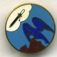 Insigne Ecole Militaire De L Air,SALON___drago - Armée De L'air