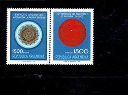 771875531 1981 SCOTT 1321A POSTFRIS  MINT NEVER HINGED EINWANDFREI  (XX) - ARMY REGIMENT NOR 1 - 175TH ANNIV - Neufs