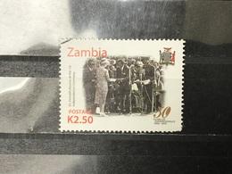 Zambia - 50 Jaar Onafhankelijkheid (2.50) 2014 - Zambia (1965-...)