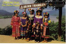 Thailand Thaïlande Chiang Rai The Golden Triangle Le Triangle D'Or Beaux Enfants Amazing Thailand - Groepen Kinderen En Familie
