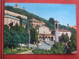 San Marino - Seconda, Terza Torre E Chiese Dei Padri Cappuccini - San Marino