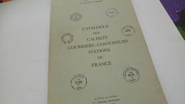 P117 POTHION - CONVOYEURS STATIONS DE FRANCE DÉPART 5€ - Philatélie Et Histoire Postale