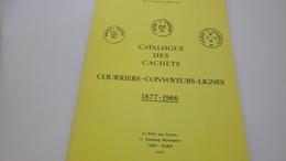 P118 POTHION - CONVOYEURS LIGNES 1877-1966 DÉPART 5€ - Philately And Postal History