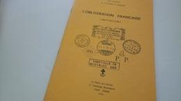 P119 POTHION - OBLITÉRATIONS FRANÇAISES INITIATION-1966 DÉPART 5€ - Philately And Postal History