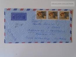W511.14  Germany  Cover - 1969  Cancel Frankfurt Am Main Sent To Maracaibo -Venezuela - Briefe U. Dokumente