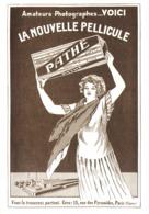 "PUB  PELLICULE   "" PATHE ""    1925 ( 1 ) - Photographie"