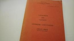 P122 POTHION - COURRIERS CONVOYEURS 1852-1966 DÉPART 5€ - Philately And Postal History
