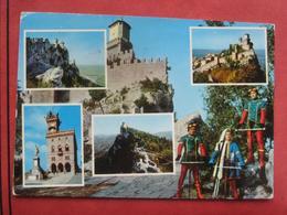San Marino - Mehrbildkarte - San Marino