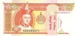 5 Tugrik Mongolei 2008 - Mongolei