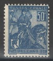 France - YT 257 * MH - TB - France